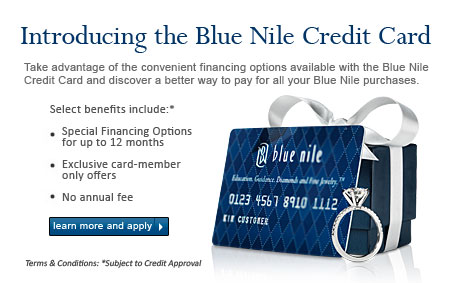 The Blue Nile Credit Card payment address can be found by logging into the online service or by checking your paper statement. Further help and phone payment information is .